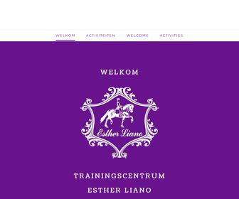 Trainingscentrum Esther Liano