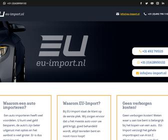 EU-Import BPM B.V.