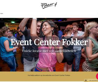 Event Center Fokker
