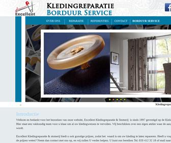 Excellent Kledingreparatie