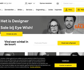 05f32a5d83a35a Eye Wish Groeneveld in Capelle Aan Den Ijssel - Opticien ...