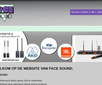 http://www.facesound.nl