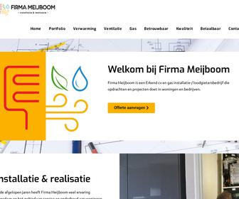 Firma Meijboom
