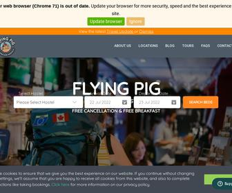 The Flying Pig Headoffice