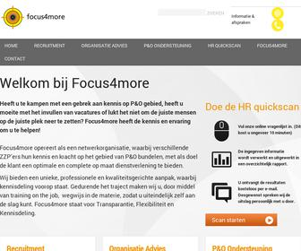 http://www.focus4more.nl