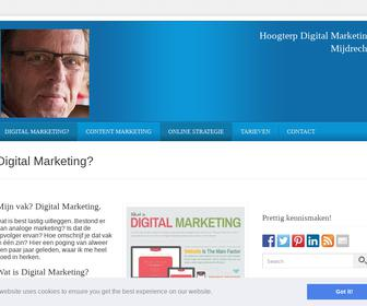 Fokke Hoogterp Digital Marketing