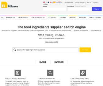 Food-Ingredients.com B.V.