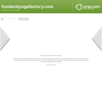 Food and Yoga Factory