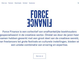 Force Finance Administratie en Belastingen