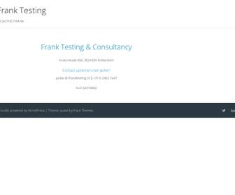 Frank Testing & Consultancy