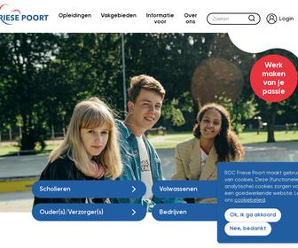 ROC Friese Poort Opleiding & Training