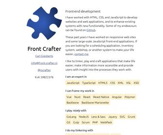 Front Crafter