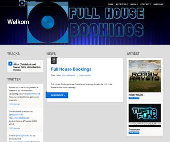 Full House Bookings