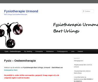 Osteopathie Urmond