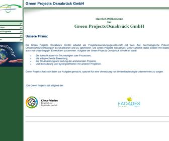Green Projects Business