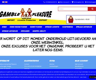 Gamble Pleasure v.o.f.