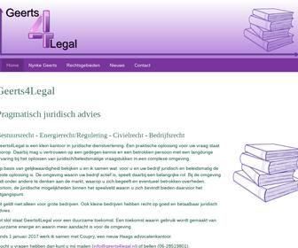 http://geerts4legal.nl