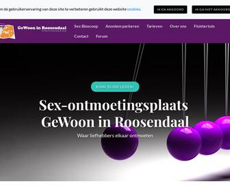 GeWoon in Roosendaal (GWR)