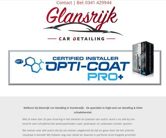 Glansrijk Cleaning & Smart Repair