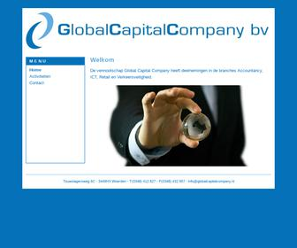 Global Capital Company B.V.