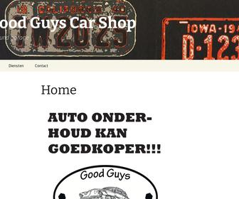 Good Guys Car Shop