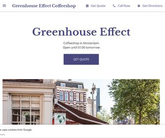 Greenhouse Effect Coffeeshop