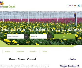 Green Career Consult