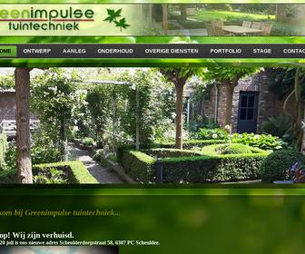 Greenimpulse Tuintechniek