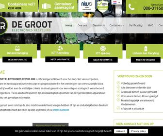 De Groot Electronics Recycling