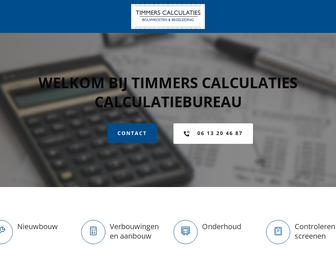 Timmers Calculaties