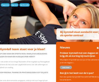 Gym4all Utrecht B.V.