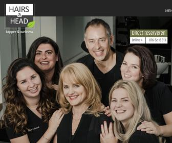 Hairs Ahead kapper & wellness
