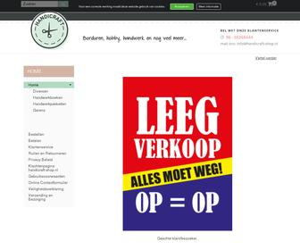 http://www.handicraft-shop.nl