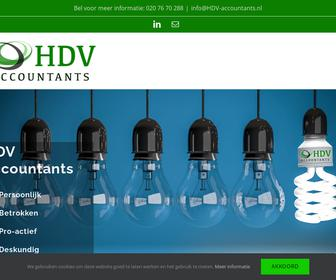 HDV accountants B.V.