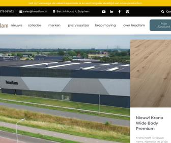 http://www.headlam.nl