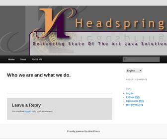 http://www.headspring.nl