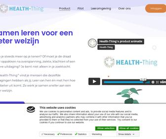 Health-Thing Movement B.V.