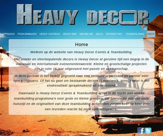 Heavy Decor Events & Teambuilding