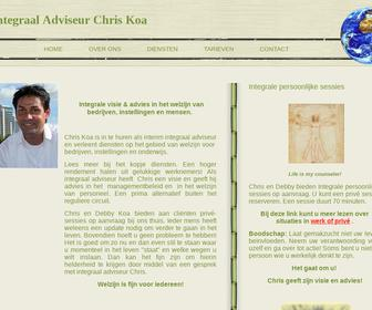 Integraal Adviseur Chris Koa