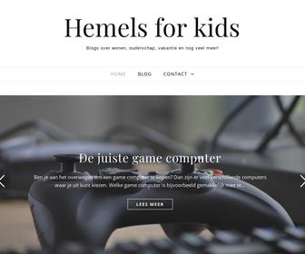 Hemels for Kids Kinderkleding