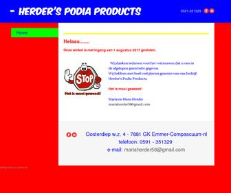http://www.herderspodiaproducts.nl