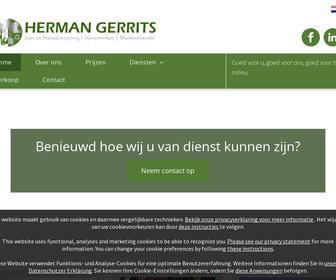 Herman Gerrits Machinery Herman Gerrits