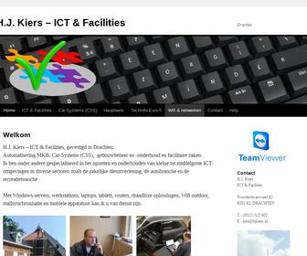 H.J. Kiers - ICT & Facilities