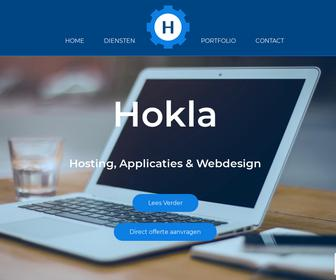 Hokla, Hosting and Webdesign
