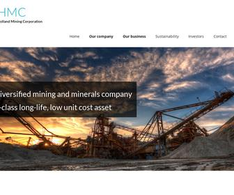 http://www.hollandminingcorporation.com