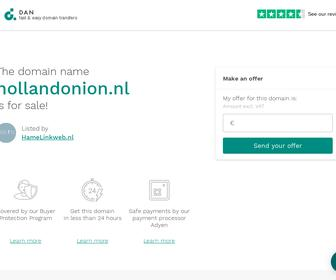 http://www.hollandonion.nl