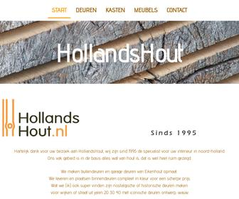 Hollands Hout