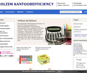 Holzem Kantoorefficiency