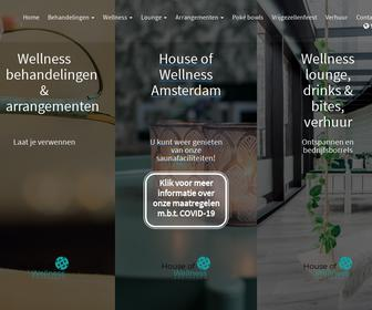 House of Wellness Amsterdam B.V.