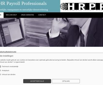 HR & Payroll Professionals
